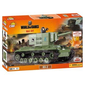Cobi Cobi - Small Army World of Tanks - KV-2 (3004)