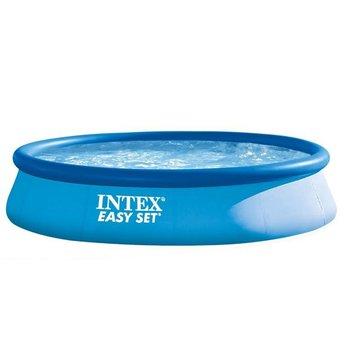 Intex Zwembad Easy Set Incl. Filter/Pomp (Ø:396cm, H:84cm) (Intex)