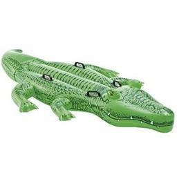 Grote Opblaasbare Krokodil (203x114cm) (Intex)