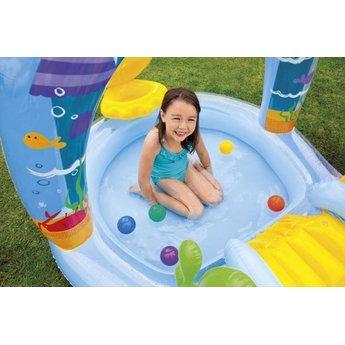 Intex Zeemeerminnen Koninkrijk Speelzwembad (Intex)