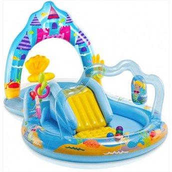 Zeemeerminnen Koninkrijk Speelzwembad (Intex)