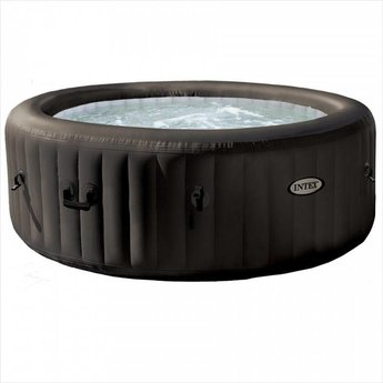 Intex Opblaasbare 4-Persoons PureSpa Jet Massage (Ø:196cm, H:71cm) (Intex)