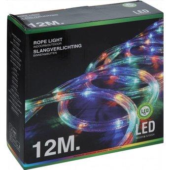 Stuntwinkel Lichtslang LED Multi Color (12 Meter)