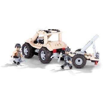Cobi - Small Army - Border Patrol Buggy (2363)
