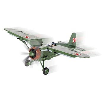 Cobi - Small Army WW2 - PZL P.11C (5516)