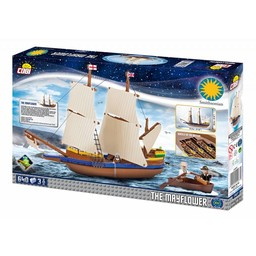 Cobi Smithsonian - The Mayflower (21077)