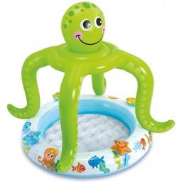 Intex Babyzwembad Octopus