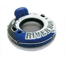 Intex River Run Lounge Zitband Blauw