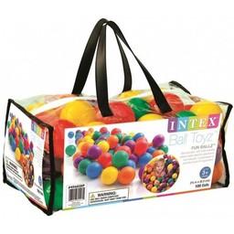 Intex 100 Ballenbak speelballen (klein 6,5 cm)