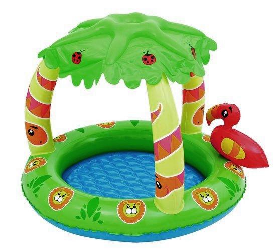 Baby-peuter zwembad Jungle