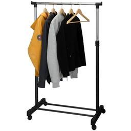 Storage Solutions Verstelbaar Kledingrek (80x42x165cm)