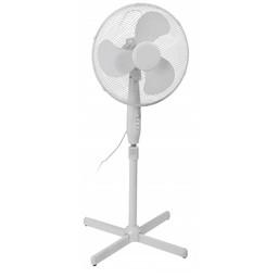Excellent Electrics Staande Ventilator Wit (45W)