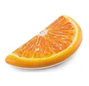 Intex Opblaasbaar Luchtbed - Sinaasappel Partje (178x85cm)