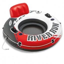 Intex River Run lounger (rood)
