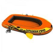 Intex Opblaasbare Raft Boot Set Explorer Pro 300