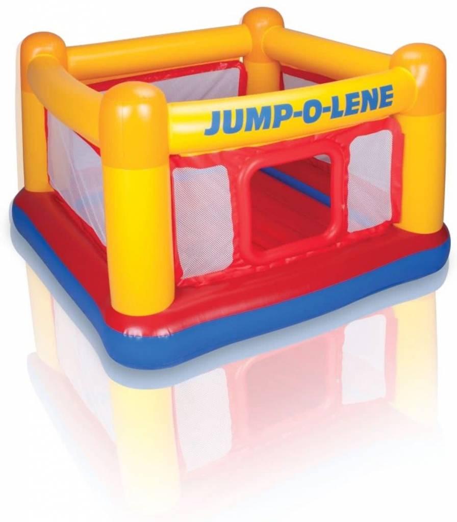 Opblaasbaar springkussen Jump-O-Lene (174x174x112cm) Intex