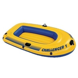 Intex Opblaasbare Raft Boot Challenger 1