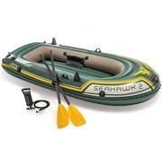 Intex Opblaasbare Raft Boot Set Seahawk 2