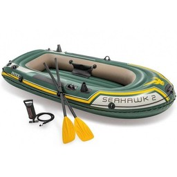 Intex Opblaasbare Raft Boot Set Seahawk 2