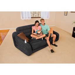 Intex Pull-out sofa - uitklapbare opblaasbank