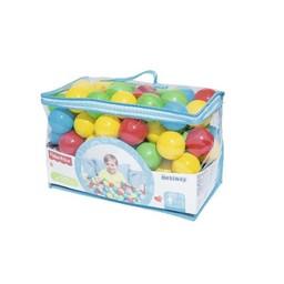 Bestway Fisher-Price 100 ballenbak speelballen (6,5cm diameter)