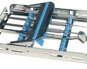 Cassettes / borenblokken / trays