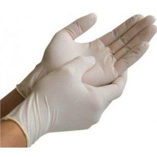 Latex handschoenen kopen- ongepoederd