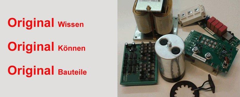 Plustherm Induktionsgenerator Ersatzteile