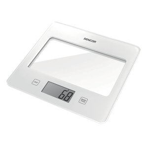 SENCOR SKS 5020WH digitale keukenweegschaal Wit