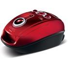 SENCOR SVC 840RD premium stofzuiger - rood