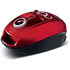 SENCOR SVC 840RD premium stofzuiger met 700 Watt ECO motor - rood