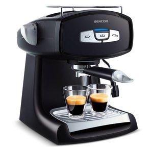 SENCOR SES 2810BK espresso / cappucino koffiemachine