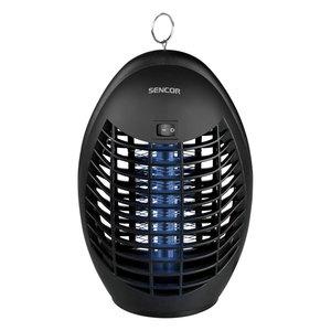 SENCOR SIK 50B insectendoder UV-lamp in zwarte behuizing