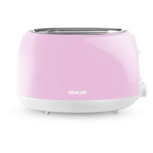 SENCOR STS 38RS broodrooster Pastel Roze