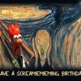 101 - screaming birthday