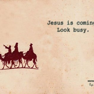102 - jesus is coming