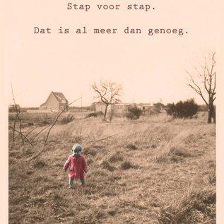 187 - stap voor stap