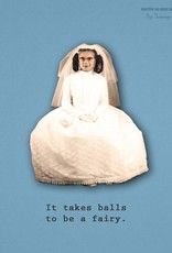 152 - it takes balls to be a fairy