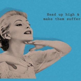 143 - head up high