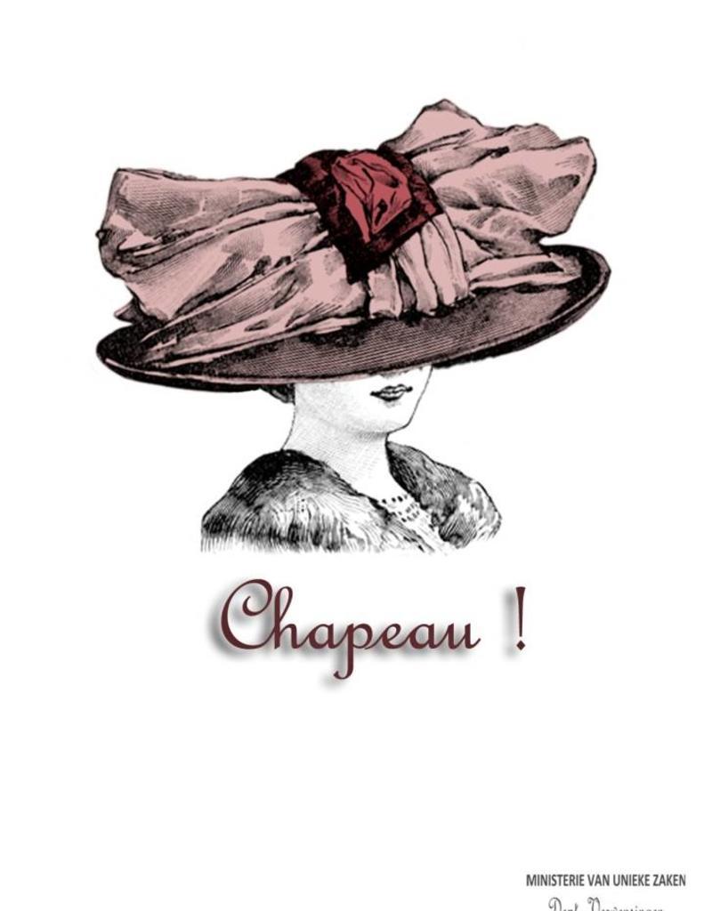 132 - chapeau