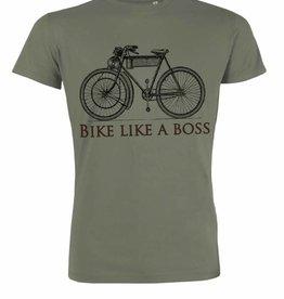Bike like a boss  KHAKI