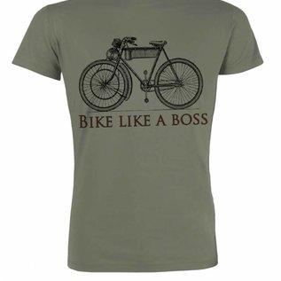Bike like a boss - LIGHT KHAKI