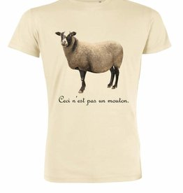 Departement Krijg de Kleren Mouton NATURAL
