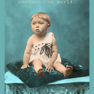 194- Conquer the world