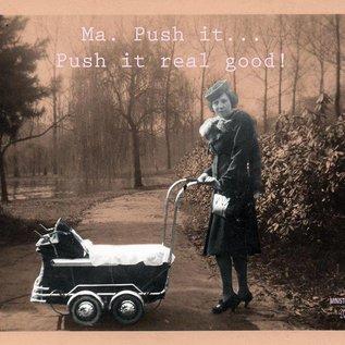 222 - Ma push it