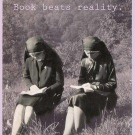 235 - book beats reality