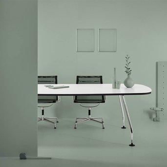 Vitra Refurbished Vitra Ad Hoc tafel | B 260 x D 120 x H 72 / 74 cm