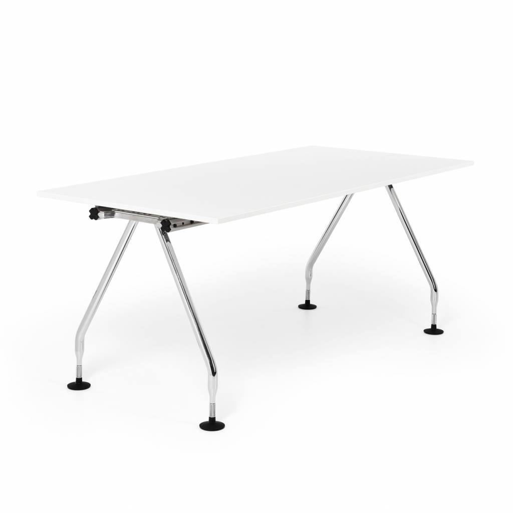 refurbished vitra ad hoc office desk workbrands. Black Bedroom Furniture Sets. Home Design Ideas