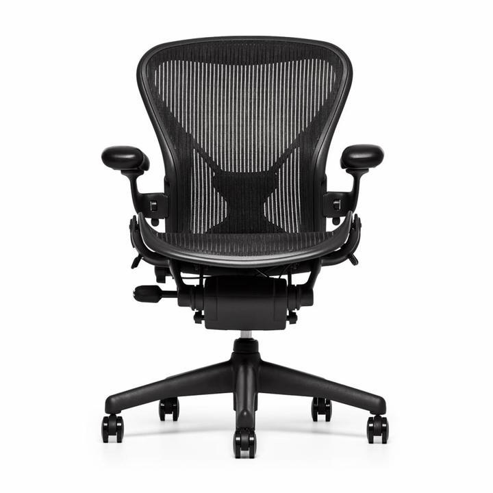 Refurbished Herman Miller Aeron Chair Classic | Graphite