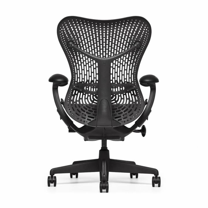 Refurbished Herman Miller Mirra | Graphite